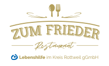 Zum Frieder Logo